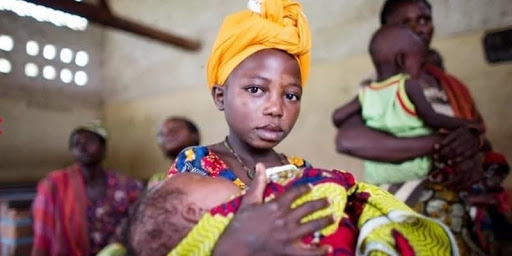 Early child marriage in Nigeria