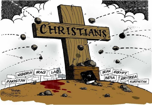 Anti-Christian religious persecution on the rise | The ...